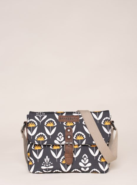 Geo Floral Roo Pouch Front